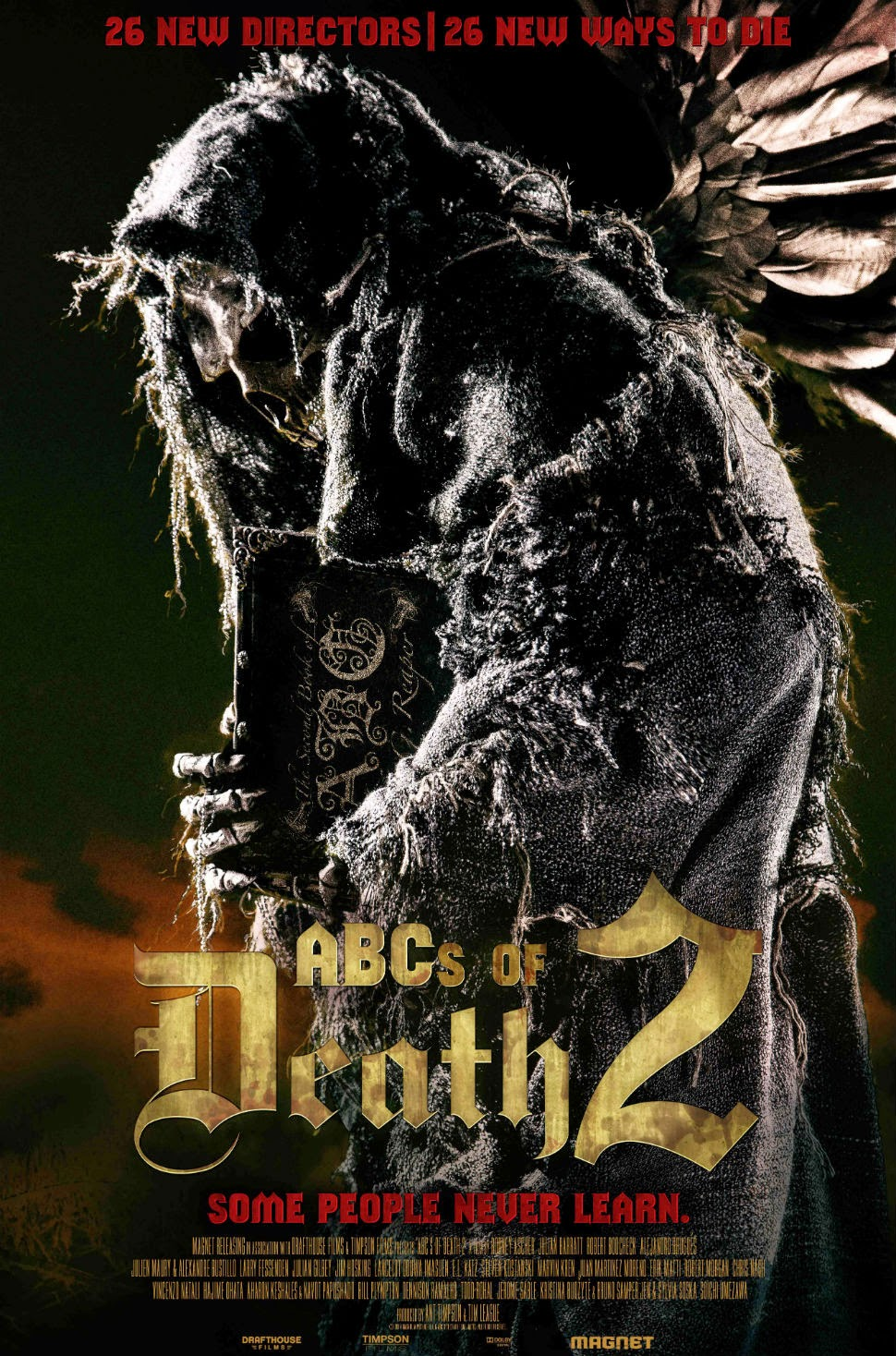 Sitges 2014: The ABC´s of Death 2