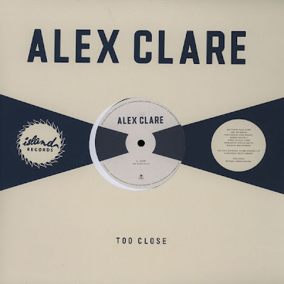 Alex Clare - Too Close Lyrics