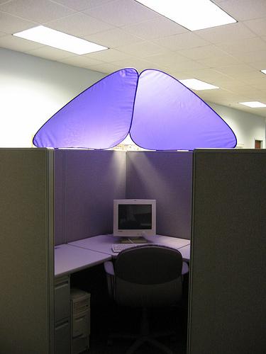 Office Cube Shades : myideasbedroom.com