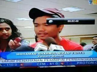 Typo error kat TV3