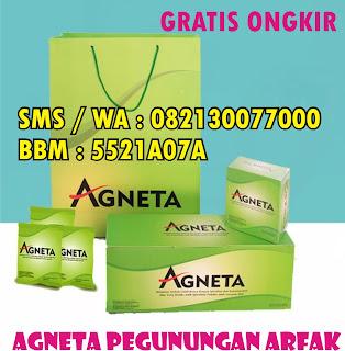 Jual Agneta Pegunungan Arfak, Ibu Kota  Anggi , Papua Barat - 082130077000 - kami berikan  gratis ongkos kirim hingga ke alamat rumah / kantor Anda. Anda akan mendapatkan Agneta dengan harga murah dan dikirimkan oleh kurir / jasa ekspedisi yang telah bertahun - tahun bekerja sama dengan kami.   Mengapa kami mengirim Agneta hingga ke Pegunungan Arfak ?  Agneta adalah produk pilihan yang di sempurnakan oleh PT Mandala Cahaya Sentosa dan telah di buktikan khasiatnya dan ternyata hasilnya luar biasa. Oleh karenanya kami ingin mengenalkan kepada Anda yang berada di Pegunungan Arfak. Kami yakin Produk ini sangat sesuai dengan yang Anda harapkan selama ini...