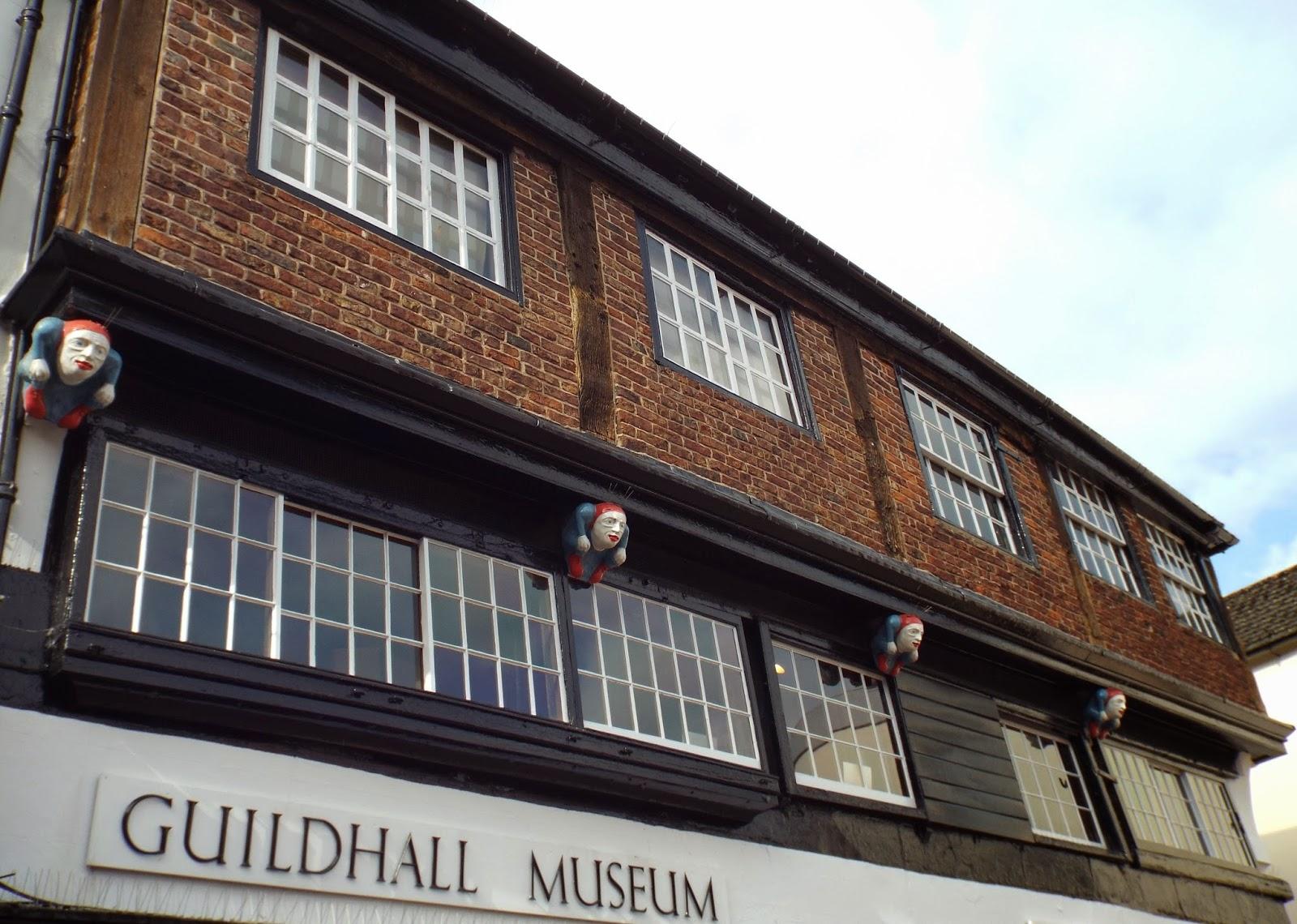 Carlisle Guildhall Museum