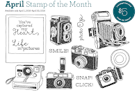 April 2016 Stamp of the Month