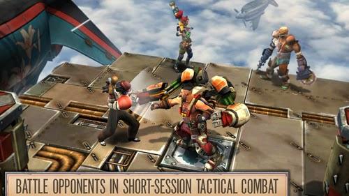 Download Jogos Para Celular Android AERENA  Clash of Champions HD Dinheiro Infinito