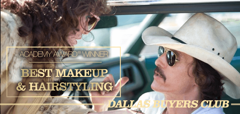 86 oscar en iyi sac ve makyaj odulu dallas buyers club