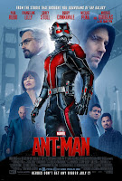 Ant-Man movie poster malaysia