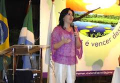 Vice-governadora de Mato Grosso do Sul, Simone Tebet fez palestra na abertura da XXIII CONFAM