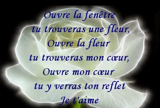 Message d 39 amour et d 39 amiti message d 39 amour avec carte et for Ouvre la fenetre