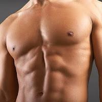 cara membentuk tubuh atletis tanpa latihan