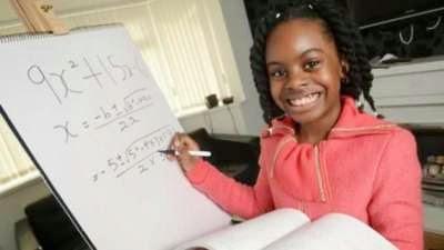 Perempuan ini Sudah Kuliah di Umur 10 Tahun