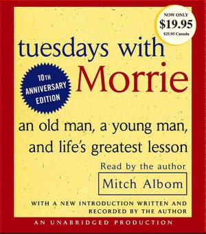 summary of tuesday s with morrie essay Tuesdays with morrie study guide contains a biography of mitch albom, literature essays, quiz questions, major themes, characters, and a full summary and analysis.