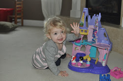 Ella Rachel - Age 4