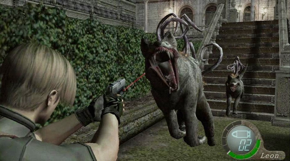 Download Game Resident Evil 4 En Por Eur Ps2 Full