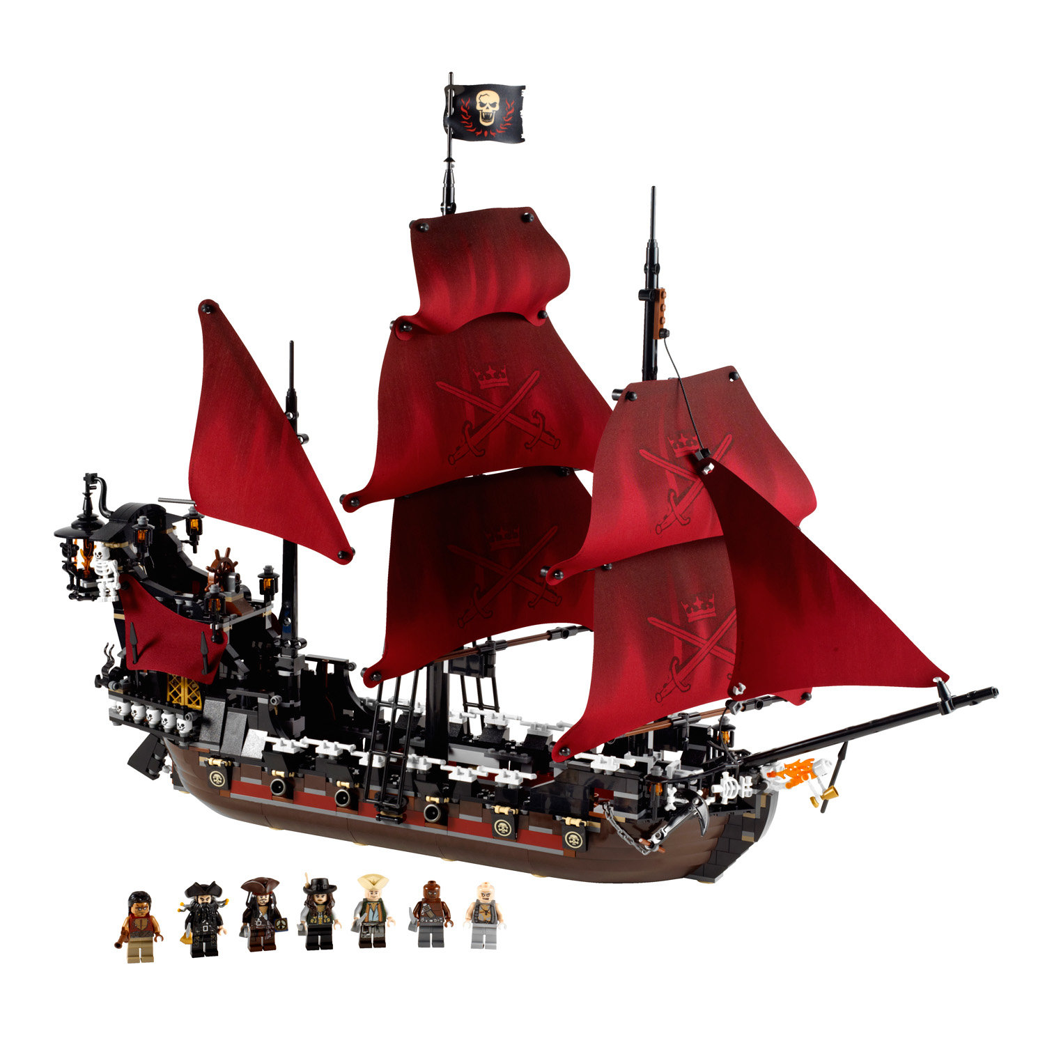 11 product ratings - LEGO Pirates The Brick Bounty Pirate Ship () New in Sealed Box Building Toy $ Trending at $ Trending price is based on prices over last 90 days.