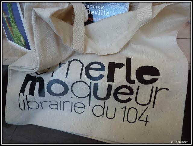 Librairie Le Merle Moqueur 104 Cent Quatre Paris 19ème