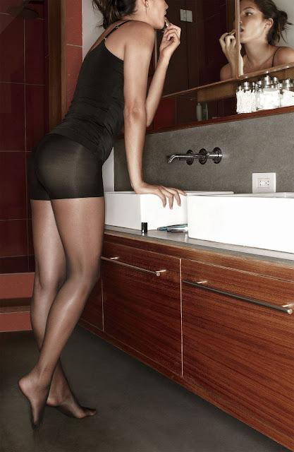 Shanina Shaik for Nordstrom Lingerie 2012