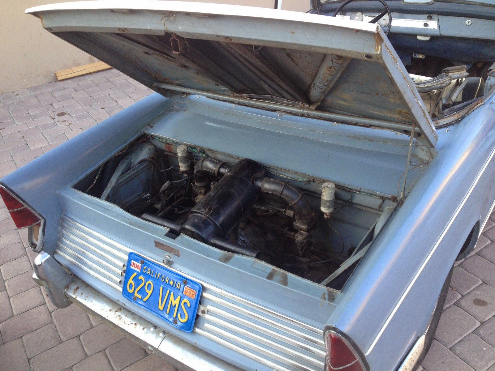 Baurspotting: 1963 BMW 700 Convertible By Baur! For Sale!