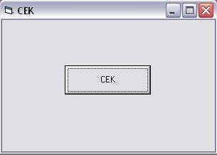 Cara Mengetahui Jenis Kelamin Komputer Dengan VB Script