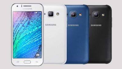 Samsung Galaxy J5 Dual SIM - 8 GB