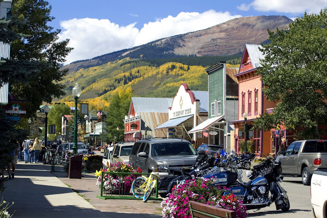 Lets Go To Crested Butte Colorado