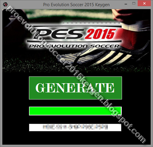 pro evolution soccer 2016 serial key generator