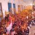 जैसलमेर पुष्प होली खेल उत्साह से मनाई बसंत पंचमी