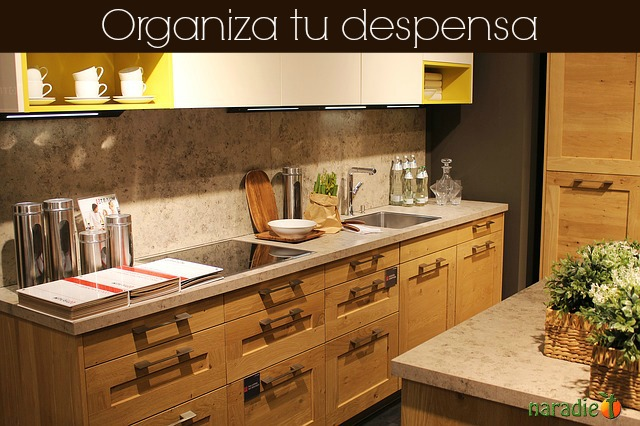 organiza tu despensa