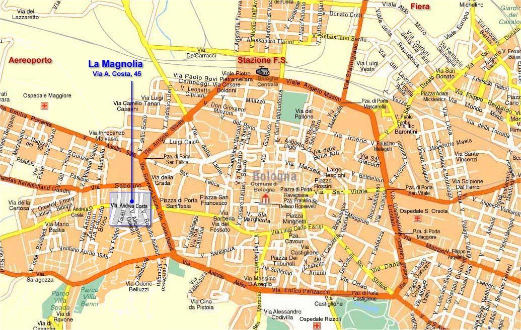 fiera di modellismo bologna italy map - photo#20