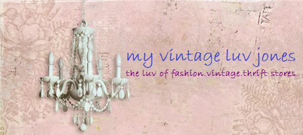 my vintage luv jones
