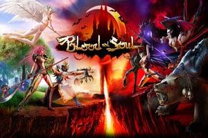 браузерная игра blood and soul