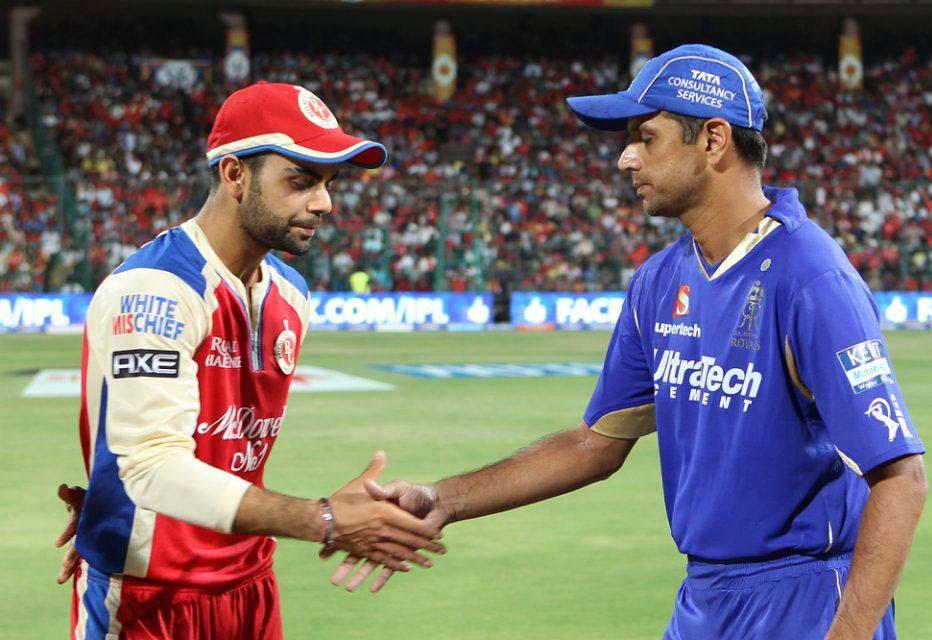 Virat-Kohli-Rahul-Dravid-RCB-vs-RR-IPL-2013