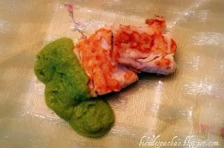 Merluza con salsa verde de José Andrés