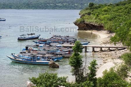 Menjangan Island in West Bali