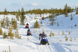 Descubre la Laponia sueca