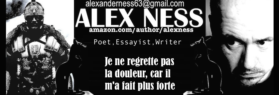 The Writings of Alex Ness