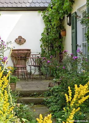Gartenblog geniesser garten mediterraner garten - Geniesser garten ...