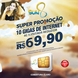 10 GB por apenas R$69,90 mensais
