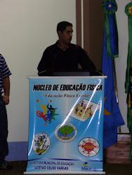 Abertura Encontro Estadual de Educação Física em Maracaju/MS 2009