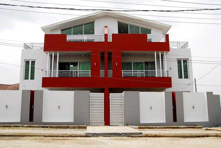 Modern properties in lagos by haven homes the state of for Modern building design in nigeria