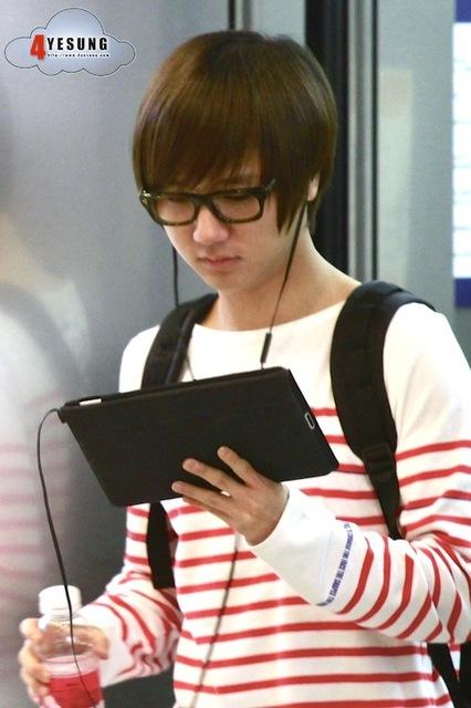 KOREA: Foto Terbaru Yesung Personil Super Junior