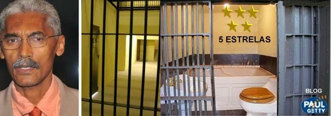 Deputado Petista quer criar a cadeia cinco estrelas e dia em homenagem ao encarcerado