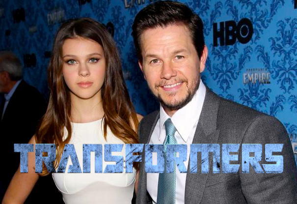 For female lead of transformers 4 will play mark wahlberg s daughter