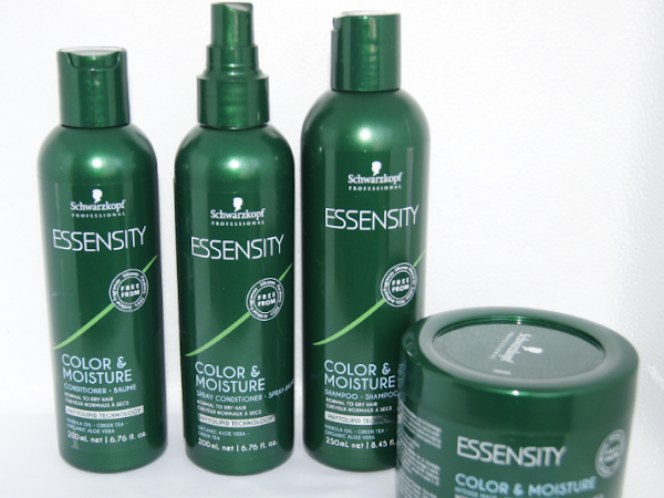 ESSENSITY from Schwarzkopf Professional REVIEW