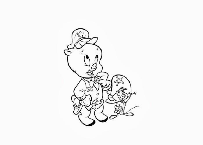 foghorn coloring pages - photo#16