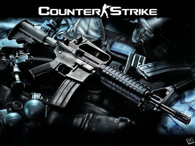 counter strike first person shooter game