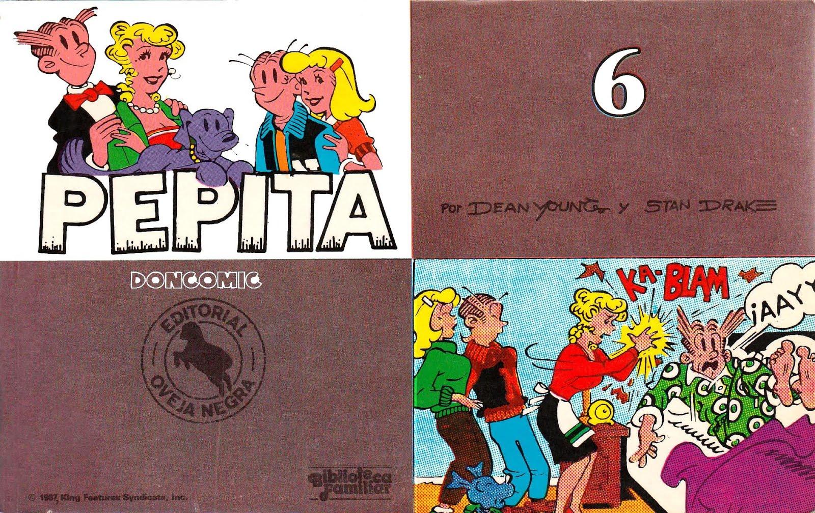 Próximo viernes: Pepita 06