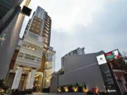 Hotel Murah Dekat Pasar Baru Bandung - Gino Feruci Braga Hotel
