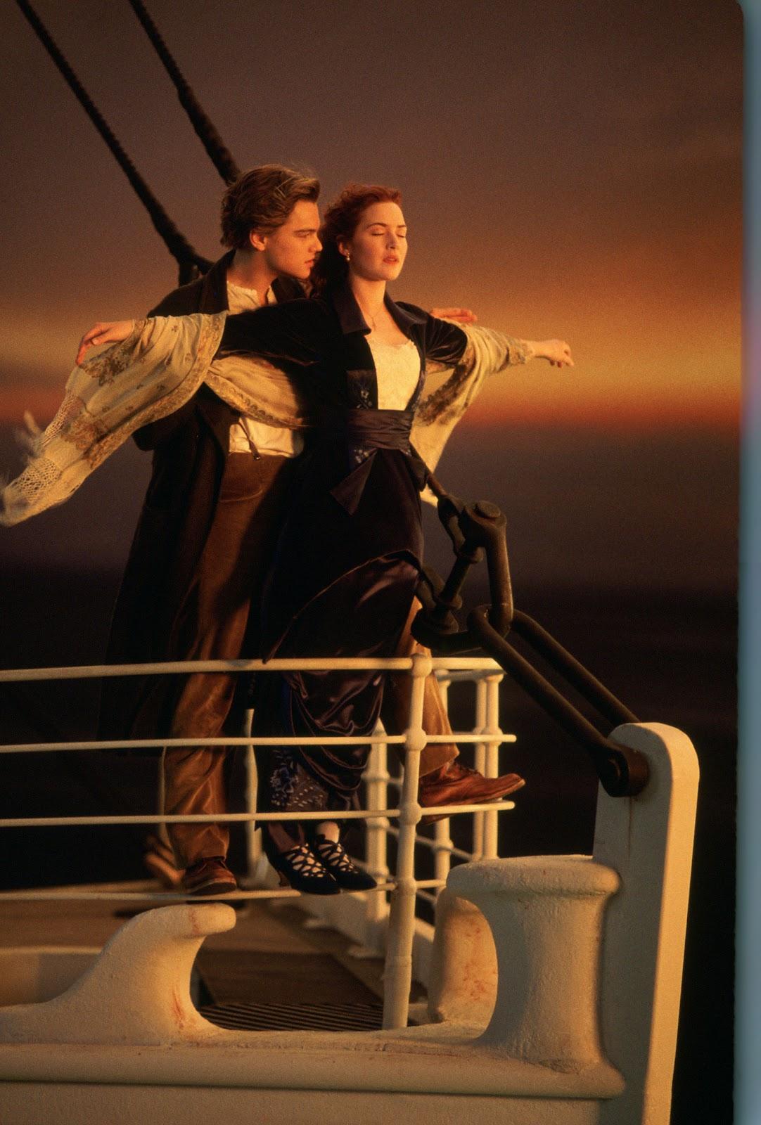 Kate Winslet Titanic Painting Scene Kate winslet in titanic