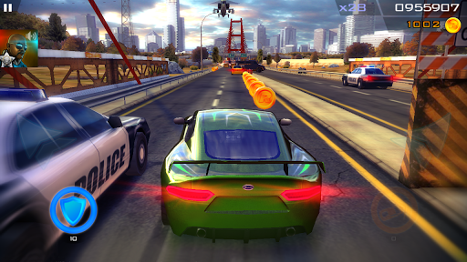cheat Redline Rush 1.2.1 Unlimited Money Mod APK + DATA for Android