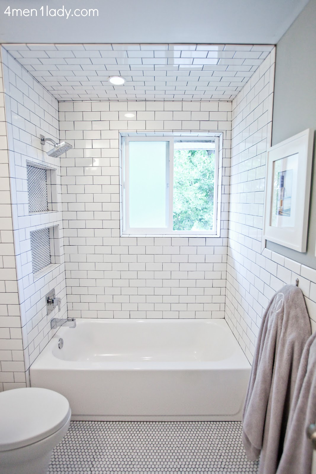 Bathroom Tiles Without Grout With Excellent Styles In Canada ...